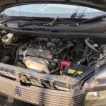 平成14年式トヨタVOXY【AZR60】のセルモーター交換