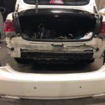 H22年式トヨタのクラウンアスリート(GRS200)を修理しました。