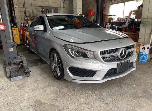 Mercedes Benz CLAカスタム